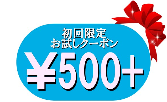Google Adwords 登録記念キャンペーン!体験施術2000円